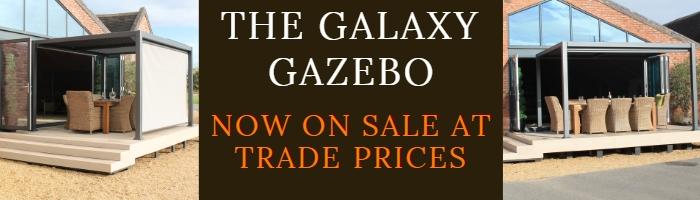 Galaxy Gazebo