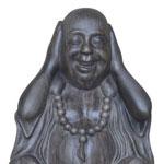 Buddha ornament close up