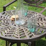 Drinks on the Leaf Bistro Set